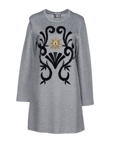 FAUSTO PUGLISI Kurzes Kleid