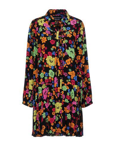 Qualität BOUTIQUE MOSCHINO Hemdblusenkleid Kostenloser Versand Vorbestellung Uqs69e