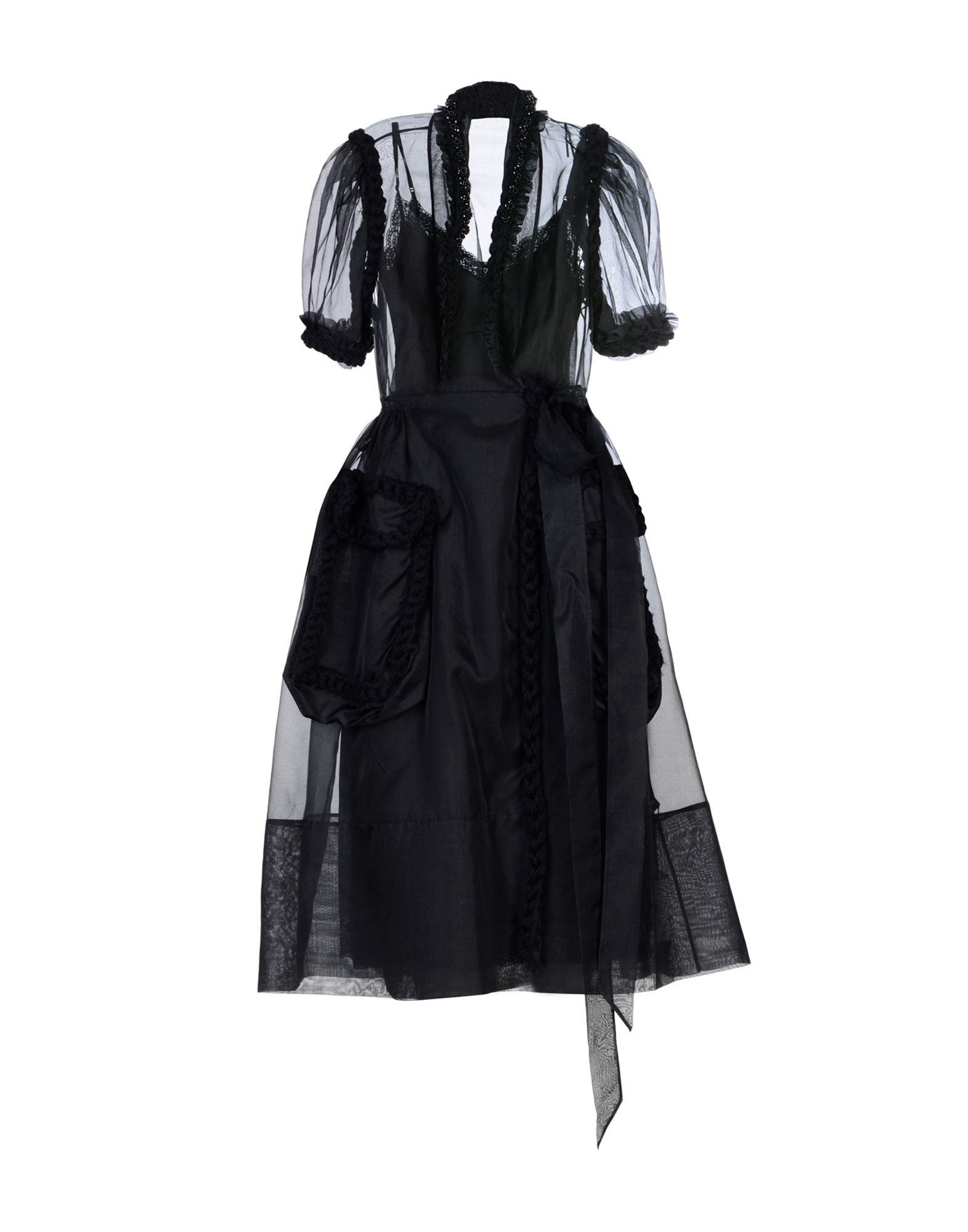 Vestito In Seta Simone Rocha Donna - Acquista online su bkfDBM