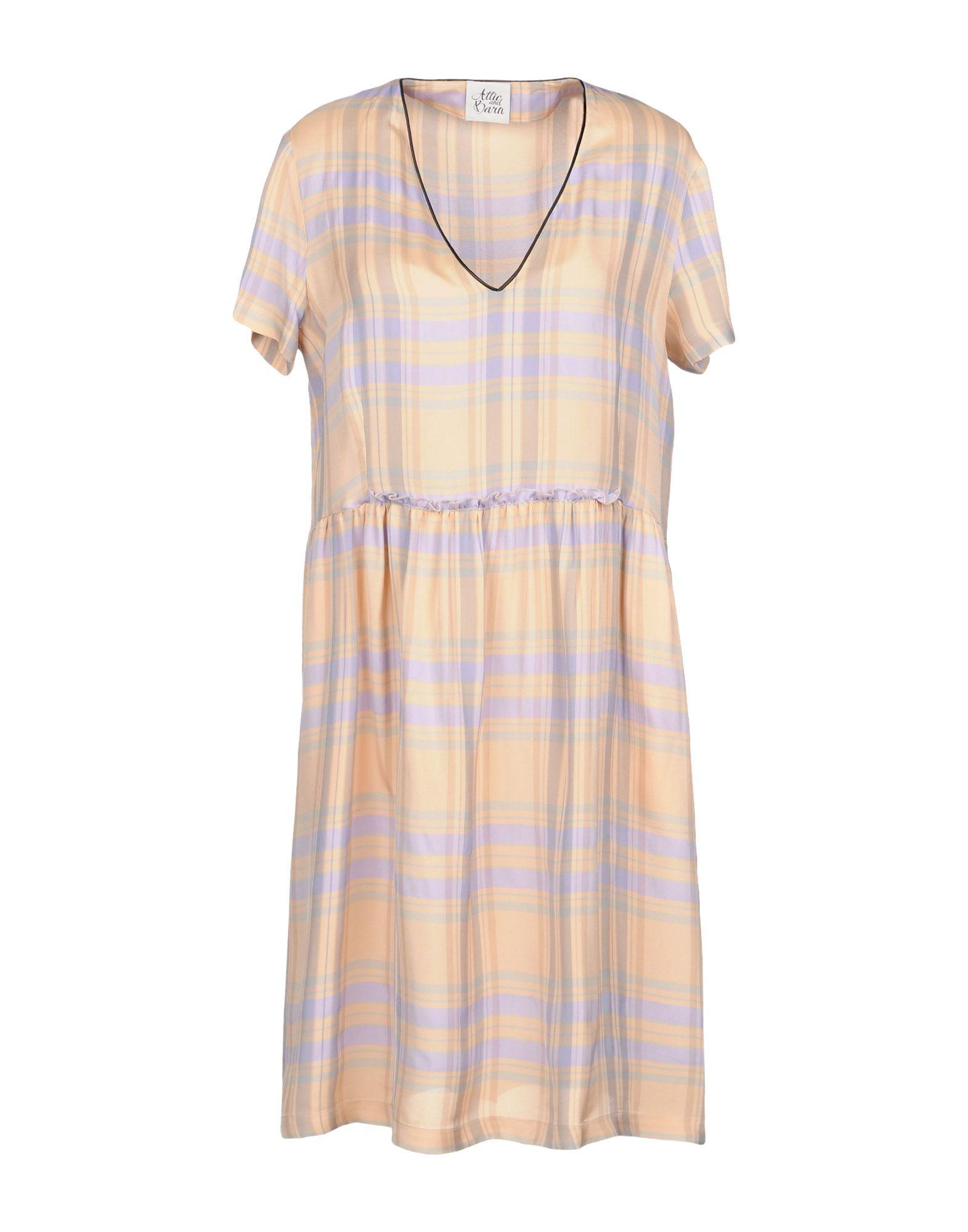 Vestito Corto Attic And Barn Donna - Acquista online su EeLMV