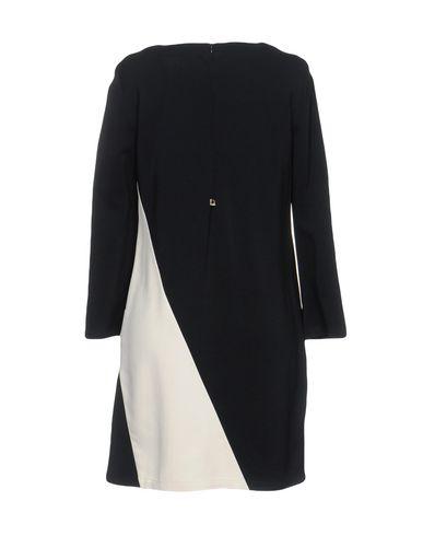 TWIN-SET Simona Barbieri Enges Kleid Best Place günstig online Tolle Günstiges Wiki kaufen Billig Verkauf 2018 Neueste Kaufen Sie billig Neueste DHT58BkHc