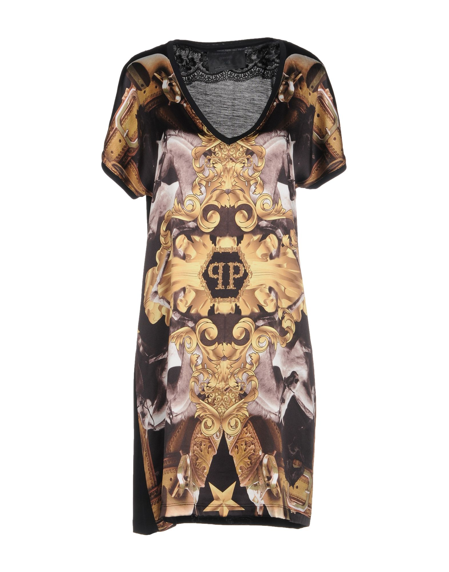 Vestito Corto Philipp Plein Donna - Acquista online su F0tNV5QXZW