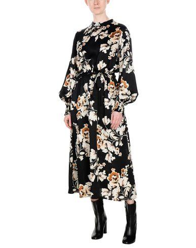 RUE 45 Midi-Kleid 2018 neuer günstiger Preis Kostenloser Versand Great Deals Entdecken Sie zum Verkauf Clearance Marktfähig FtC9ED