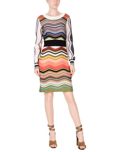 MISSONI Enges Kleid