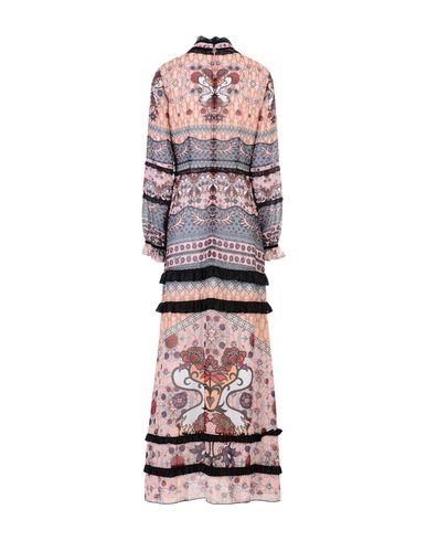 SILVIAN HEACH Langes Kleid Ausverkauf Besuchen Sie Neu Räumung Günstigen Preis Verkaufsfreigabetermine EIv3i