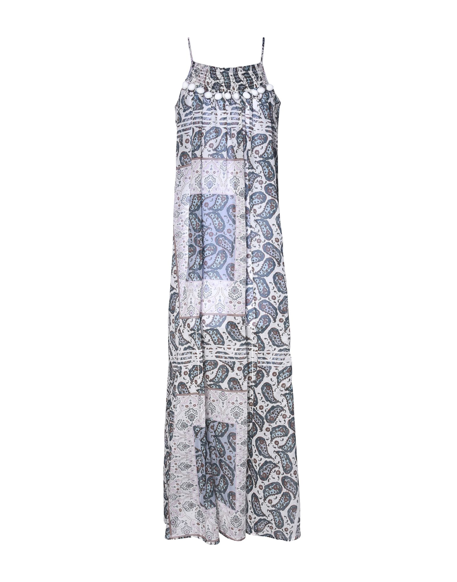 Long Dresses For Women Online Sale Exclusive Prices You Yoox Jolie Clothing Neil Polka Midi Dress