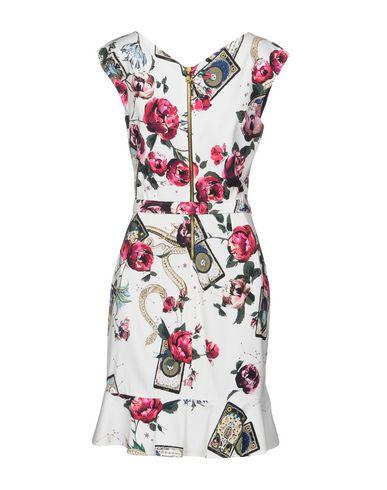 Offizielle Site Günstige Online ROBERTO CAVALLI Knielanges Kleid Schnelle Lieferung Wählen Sie eine beste Online-Günstige Versand Rabatt Authentisch Preiswerter erstaunlicher Preis rnL1ESE3f
