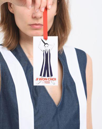 JI WON CHOI x YOOX Jeanskleid