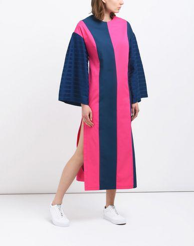 JI WON CHOI x YOOX Langes Kleid Billig Zuverlässig ltITFe8Jt