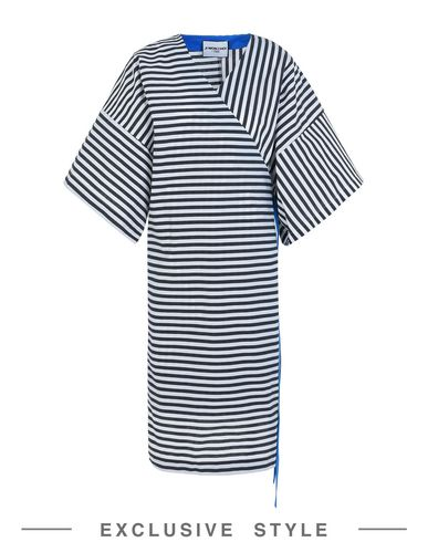 JI WON CHOI x YOOX - Knee-length dress