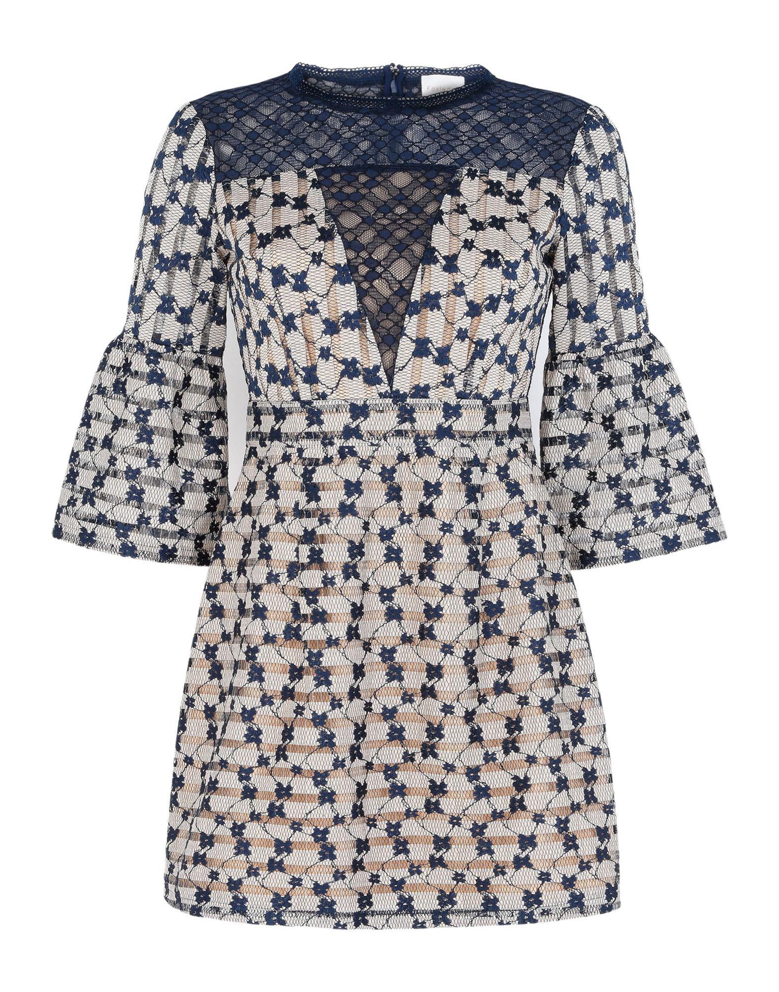 Vestito Corto Foxiedox Cordelia Dress - Donna - Acquista online su KStHRzhn