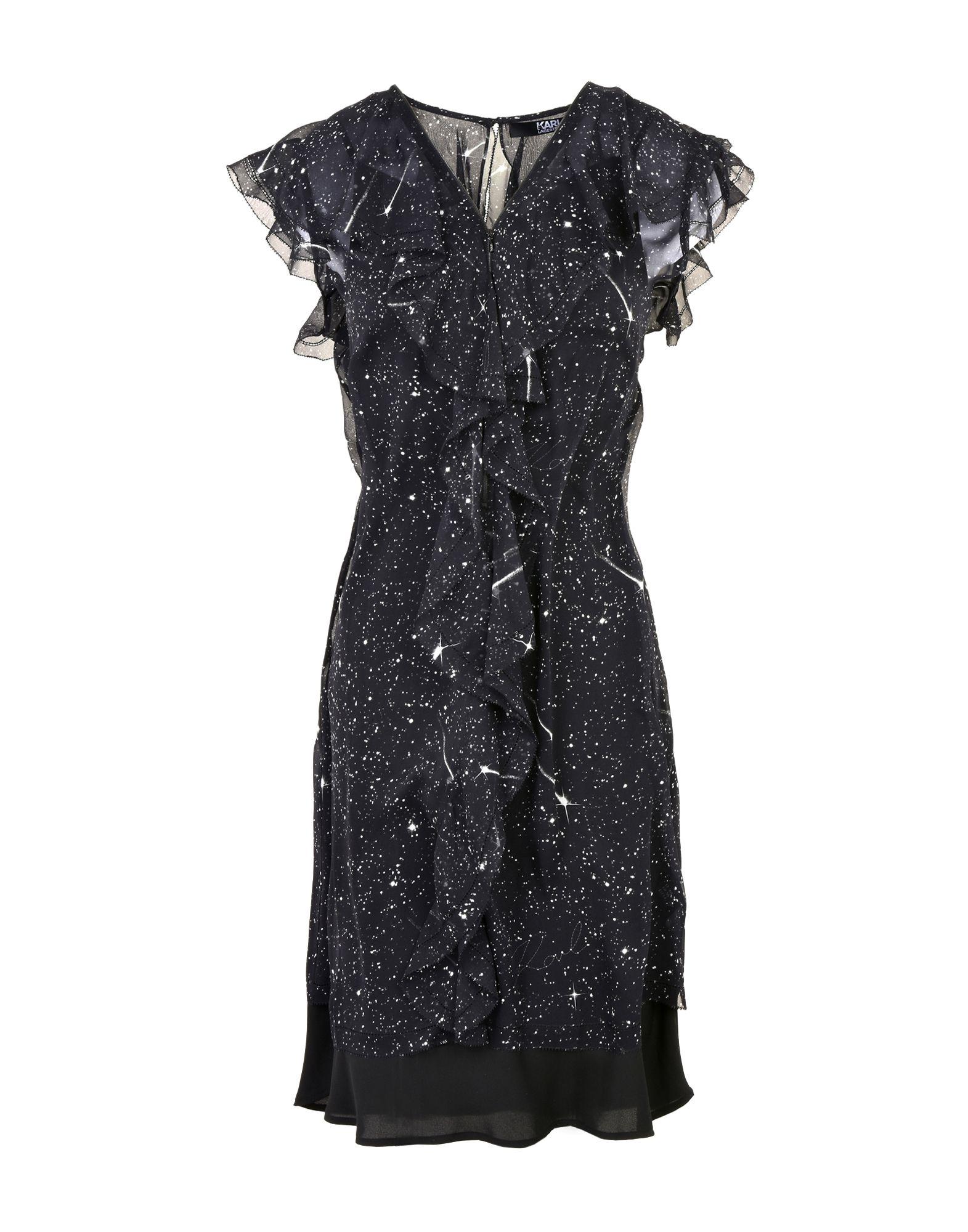 Vestito Al Ginocchio Karl Lagerfeld Donna - Acquista online su YBELZrTg