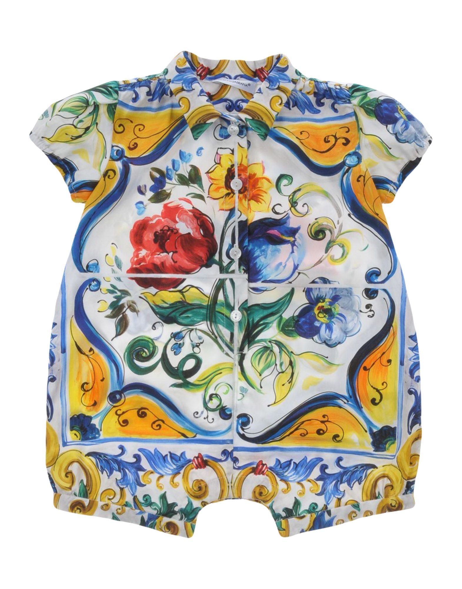 c3ae3bdadb0 Dolce   Gabbana Romper Girl 0-24 months online on YOOX Bahrain
