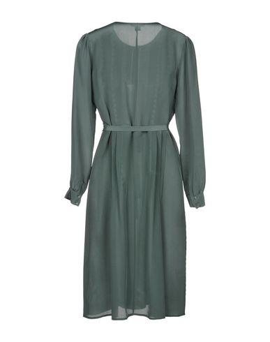 INTROPIA Knielanges Kleid Zahlung Mit Visa Günstig Kaufen Die Besten Preise 0yjNiq