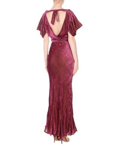 ATTICO Langes Kleid
