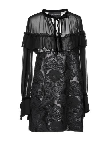 Bestes Geschäft Zu Bekommen Online CHRISTIAN PELLIZZARI Kurzes Kleid Großer Verkauf dETeAAD1sB