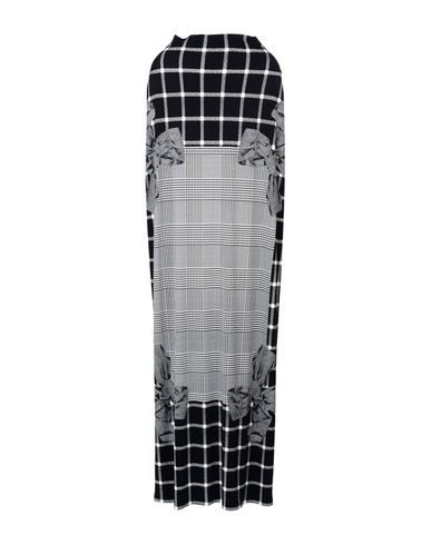 NORMA KAMALI Langes Kleid