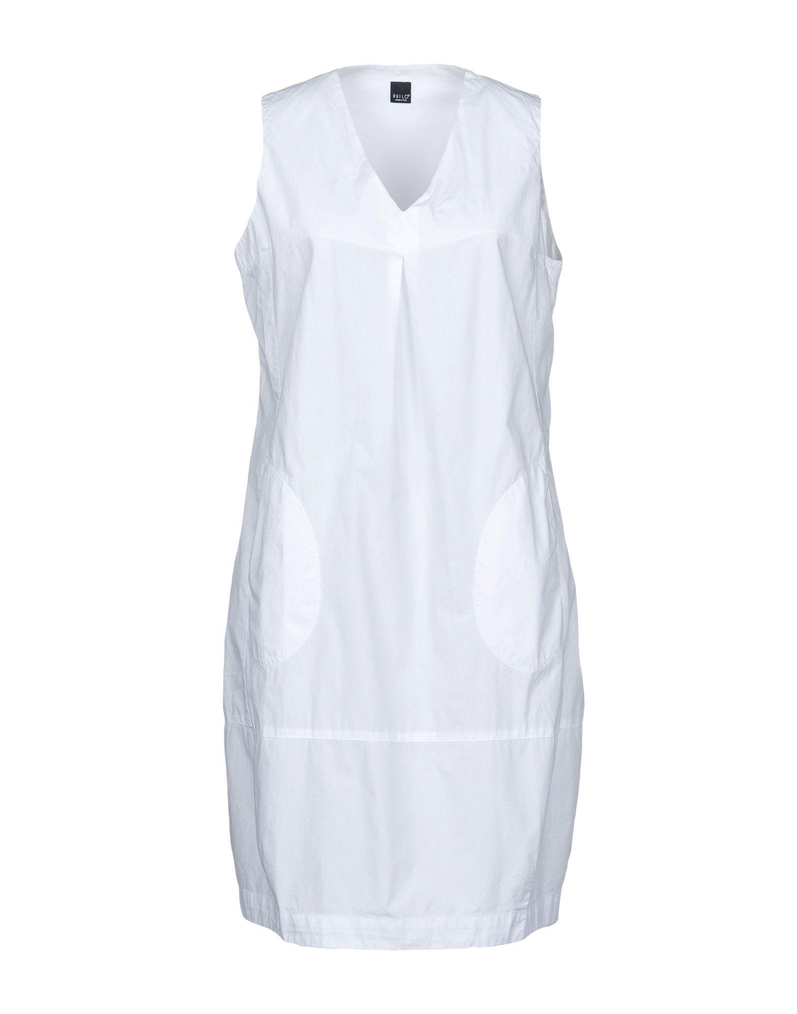 Vestito Corto Philo By Mangolini Confezioni Donna - Acquista online su wWk25faXc