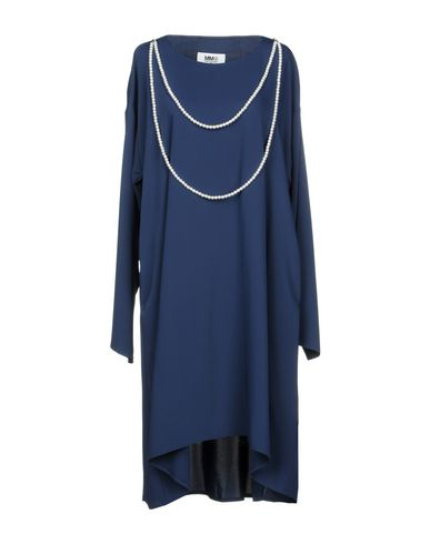 MM6 MAISON MARGIELA Knielanges Kleid