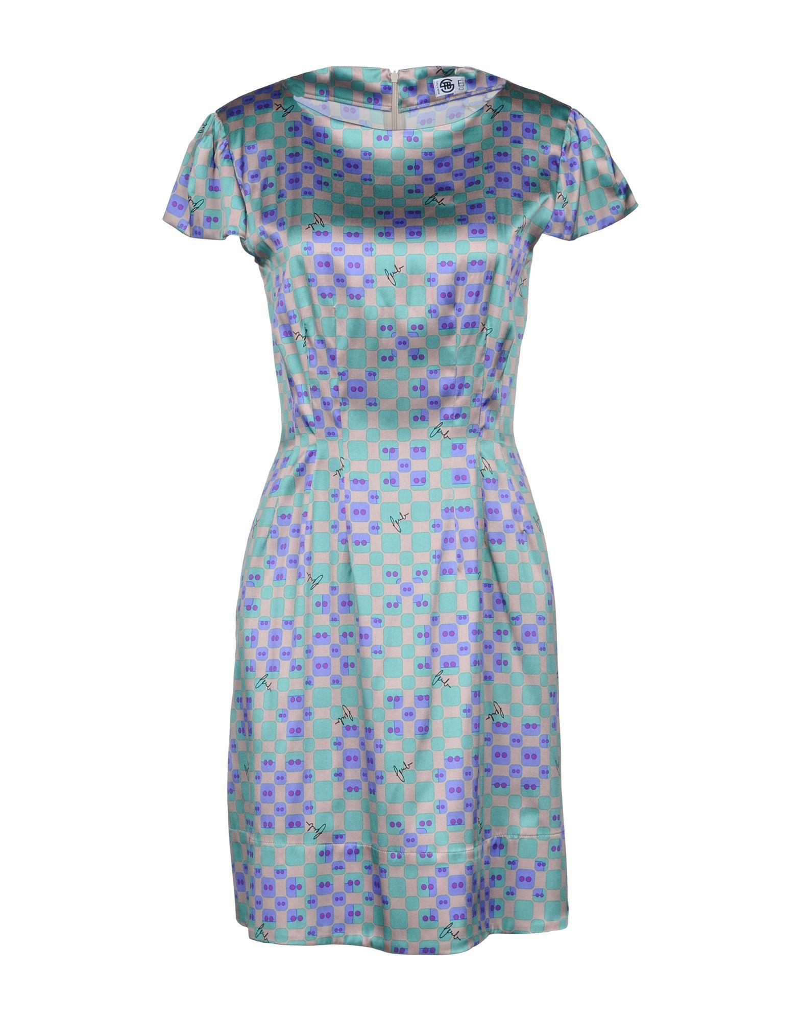 decd6948a28 Bini Como Short Dress - Women Bini Como Short Dresses online on YOOX ...
