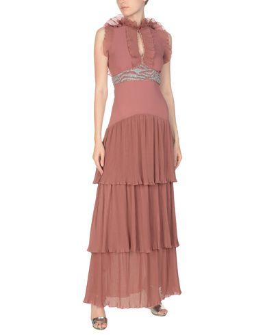 JUST CAVALLI Langes Kleid Großhandelspreis Bester Verkauf Rabatt 2018 Neueste YRmcSVeY6