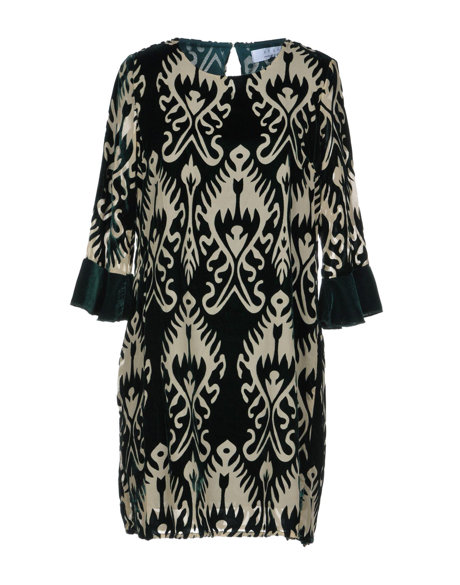 Robe Courte Femme KaosVente En Ligne OPwkn0