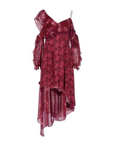 SELF-PORTRAIT Knielanges Kleid