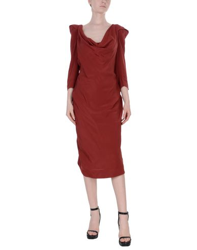VIVIENNE WESTWOOD Knielanges Kleid 2018 Neue Preiswerte Online Ausgezeichnete Günstig Online Freies Verschiffen Preiswerter Preis JO54lZi
