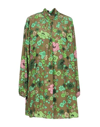 100% Original Freies Verschiffen Finish BOUTIQUE MOSCHINO Kurzes Kleid Neue Online-Verkauf 991oT