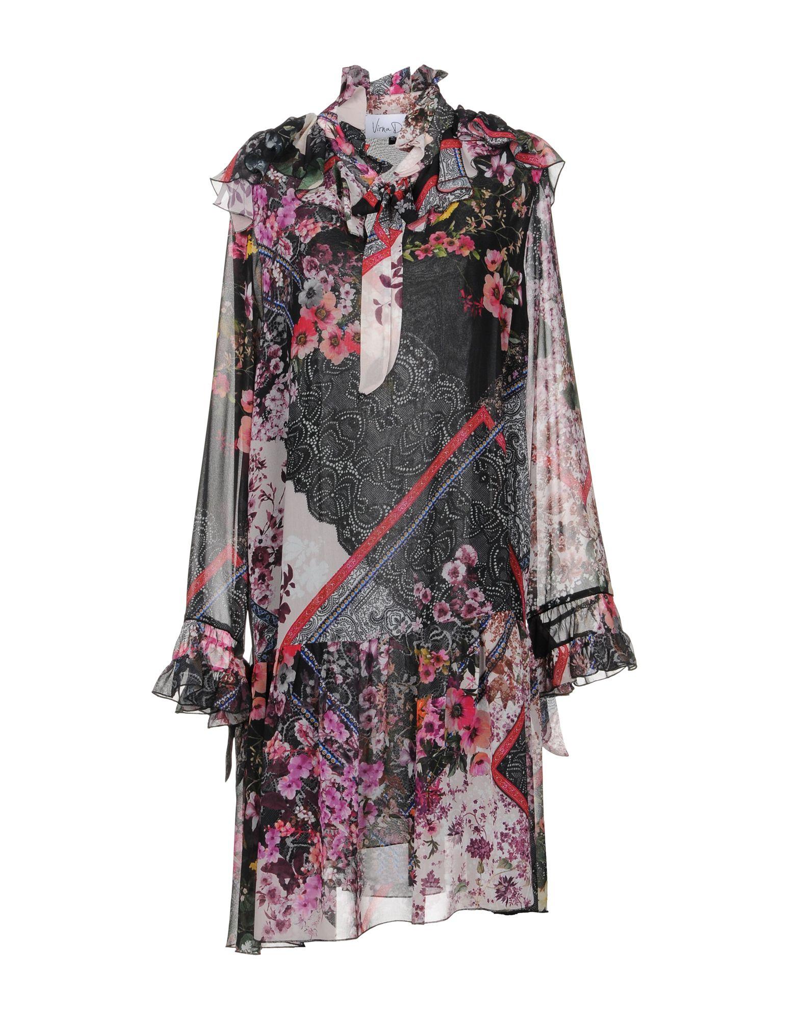 Vestito Corto Virna Drò® Donna - Acquista online su XLlvm84