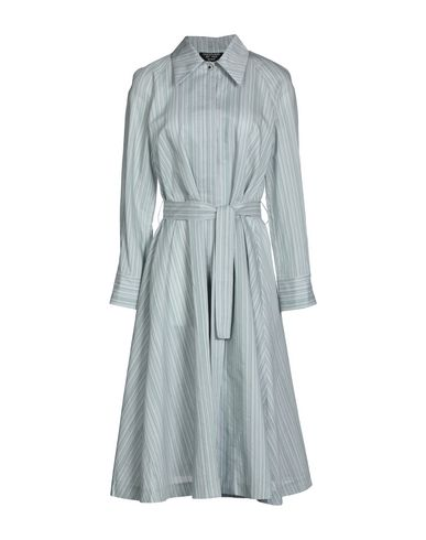 CREATURES OF THE WIND Knee-Length Dress in Light Grey