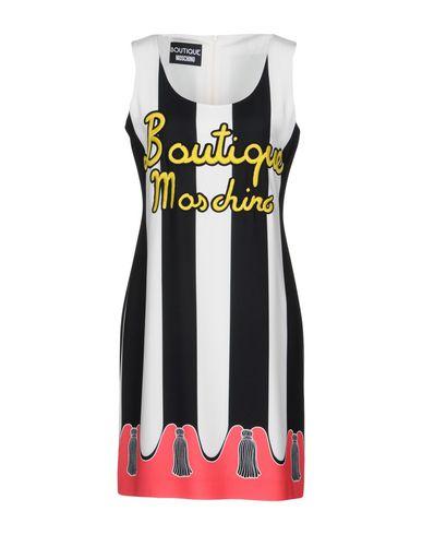 real online Moschino Boutique Minivestido mange typer online gratis frakt billig salg billig utløps nettsteder wt36A