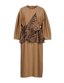 DRESSES - Knee-length dresses Yoshio Kubo Buy Cheap Genuine Free Shipping Original rFgrFf