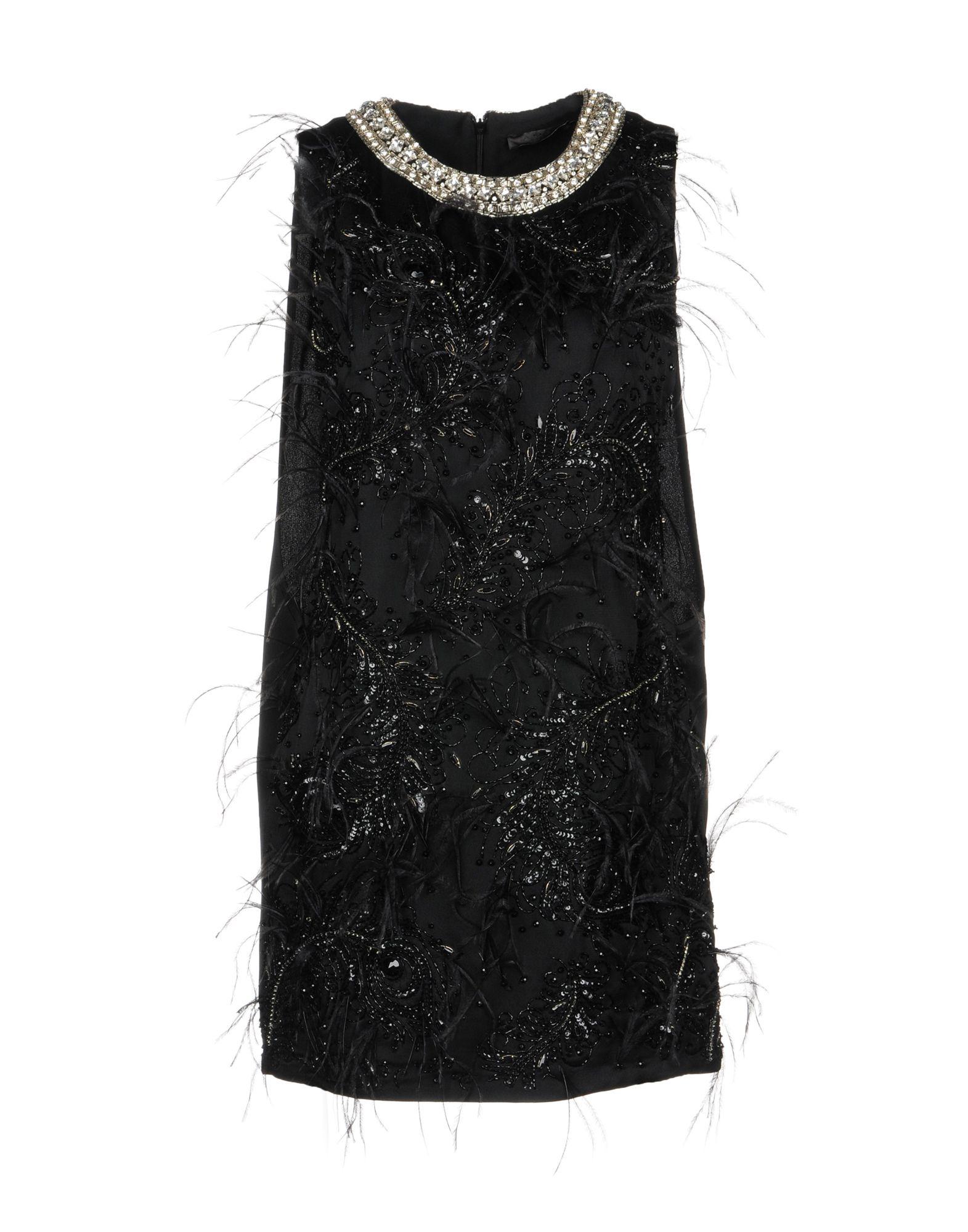 Vestito Corto Amen Couture Donna - Acquista online su Wf0ai