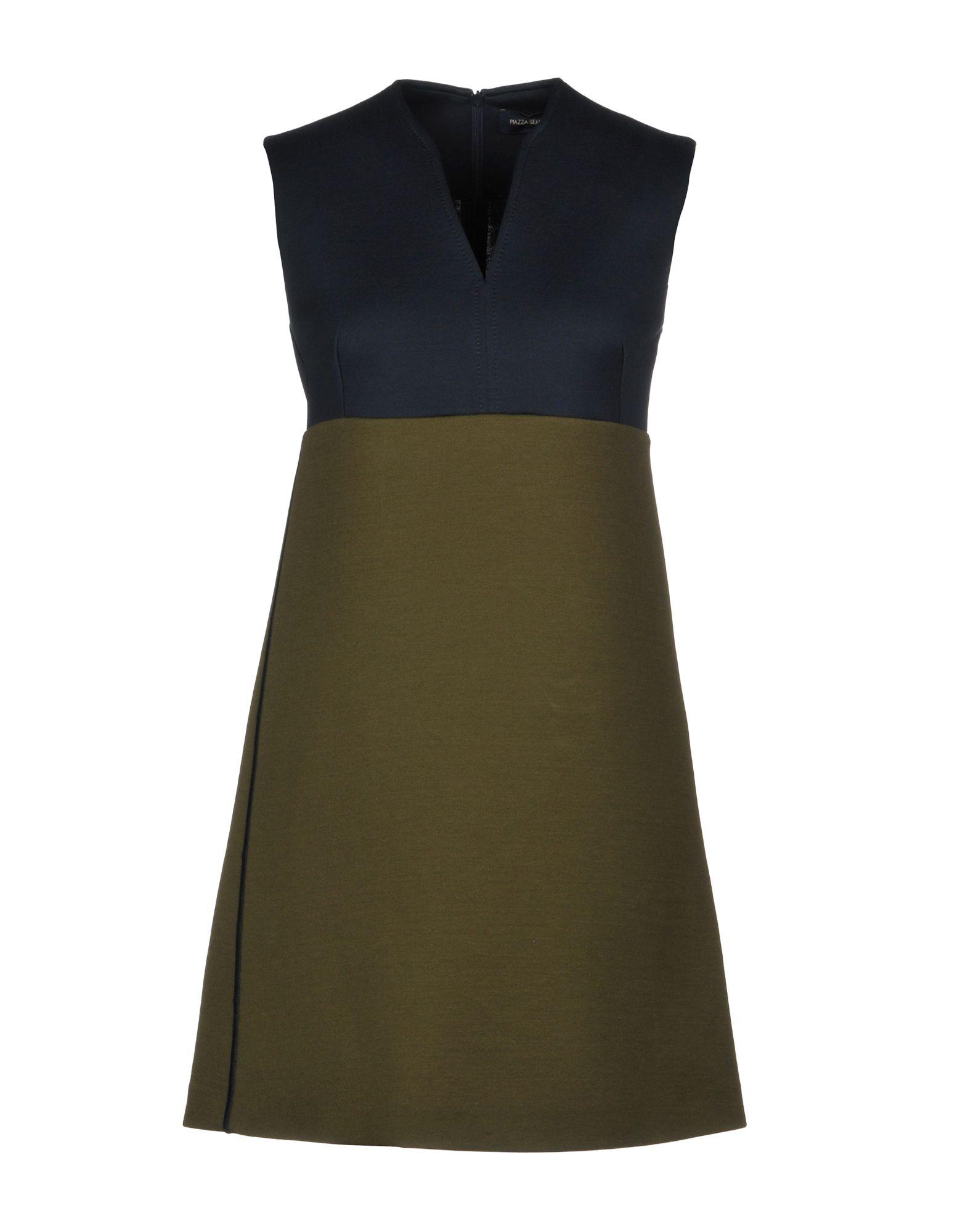 Vestito Corto Piazza Sempione Donna - Acquista online su 6lE7QUI