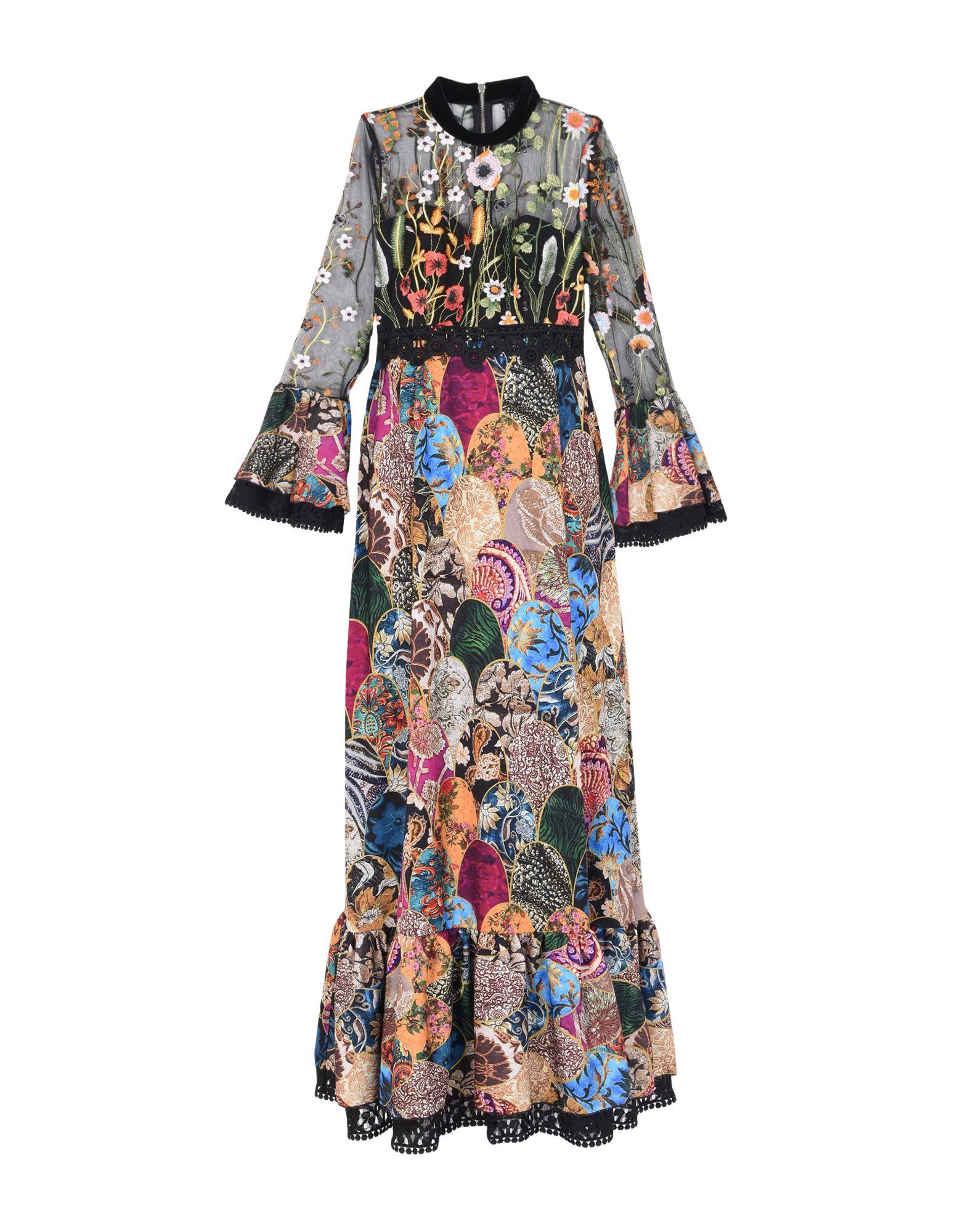 Vestito Longuette Nora Barth Donna - Acquista online su Ui11GAP