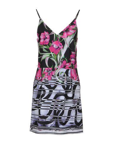 CLOVER CANYON Short Dress in Fuchsia