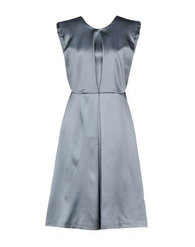 Günstiges Pick-A-Best Rabatt Billig THOM BROWNE Knielanges Kleid TRHVn3z1