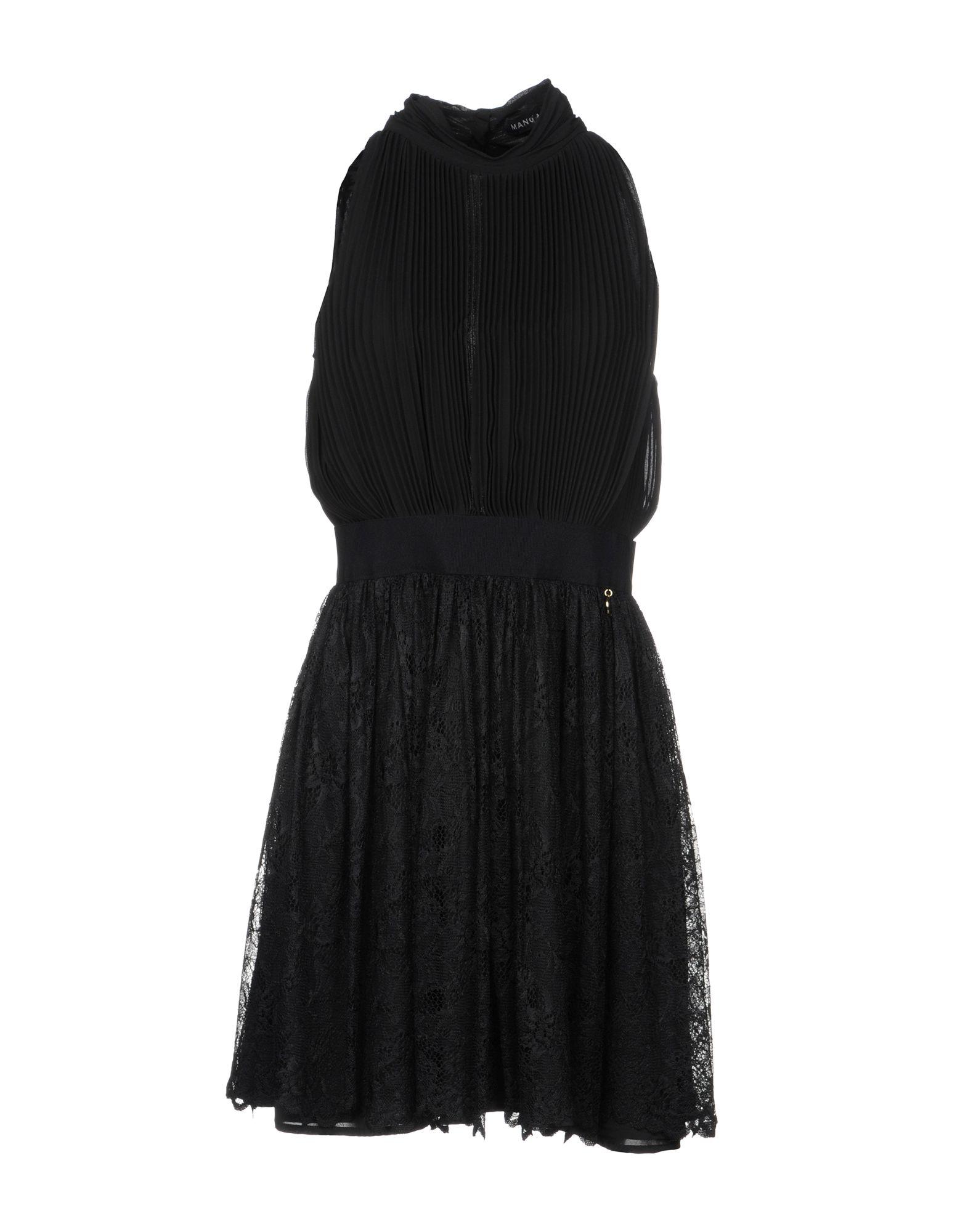 Vestito Corto Mangano Donna - Acquista online su co2nblhmQ5