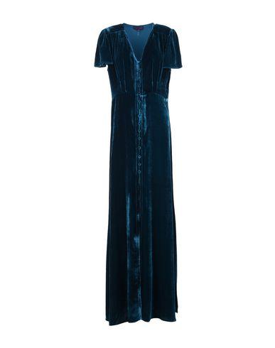HALE BOB Long Dress in Deep Jade