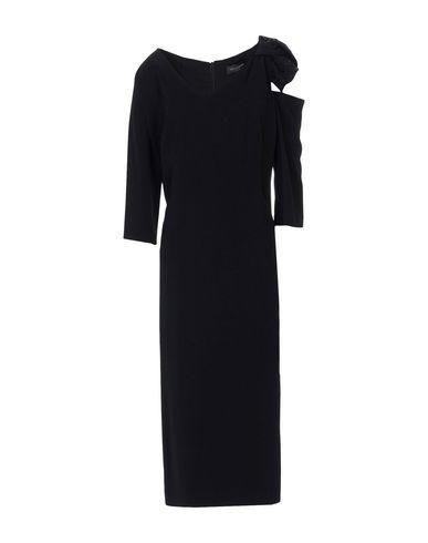 MARIA GRAZIA SEVERI Midi-Kleid Verkauf Größter Lieferant Billiger Preis Verkauf Real Kostenloser Versand Mode-Stil Wie viel RL1HfkHP