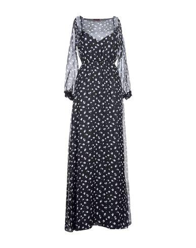Outlet-Store BLUGIRL FOLIES Langes Kleid Schnelle Lieferung Bekommen Verkauf Niedrigen Preis Versandgebühr Billig Bester Großhandel QS4xj