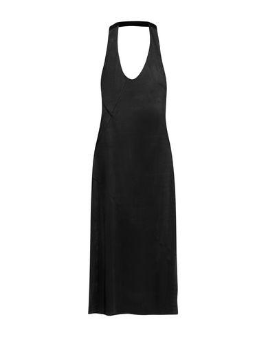 ATLEIN Midi Dress in Dark Brown