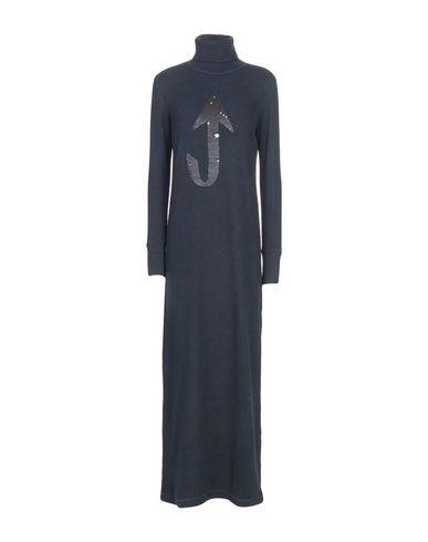 Robe Foncé Longue Jijil Longue Bleu Robe Jijil Bleu wXXq04