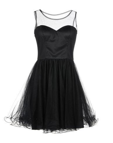 MY SECRET BLACK DRESS Minivestido