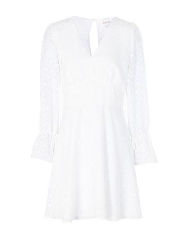 komfortabel klaring billig pris Alexandra Beundret Minivestido veldig billig Grå fabrikkutsalg online FhHlwlmR