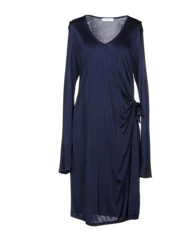 ALLUDE Enges Kleid