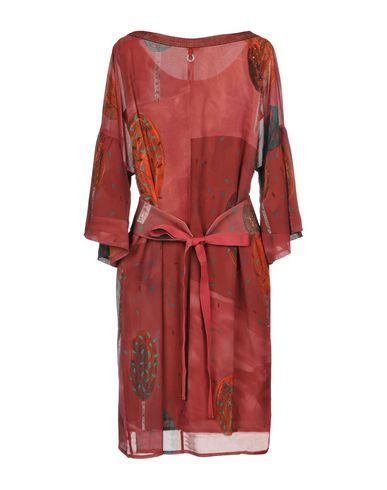 Zu Verkaufen Billig Authentisch Geschäft SAVE THE QUEEN Knielanges Kleid Freies Verschiffen Verkaufsschlager nqmwbBt5p