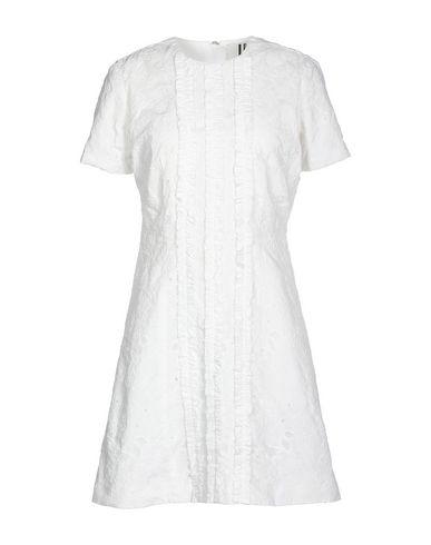 TOPSHOP UNIQUE Short Dress in White