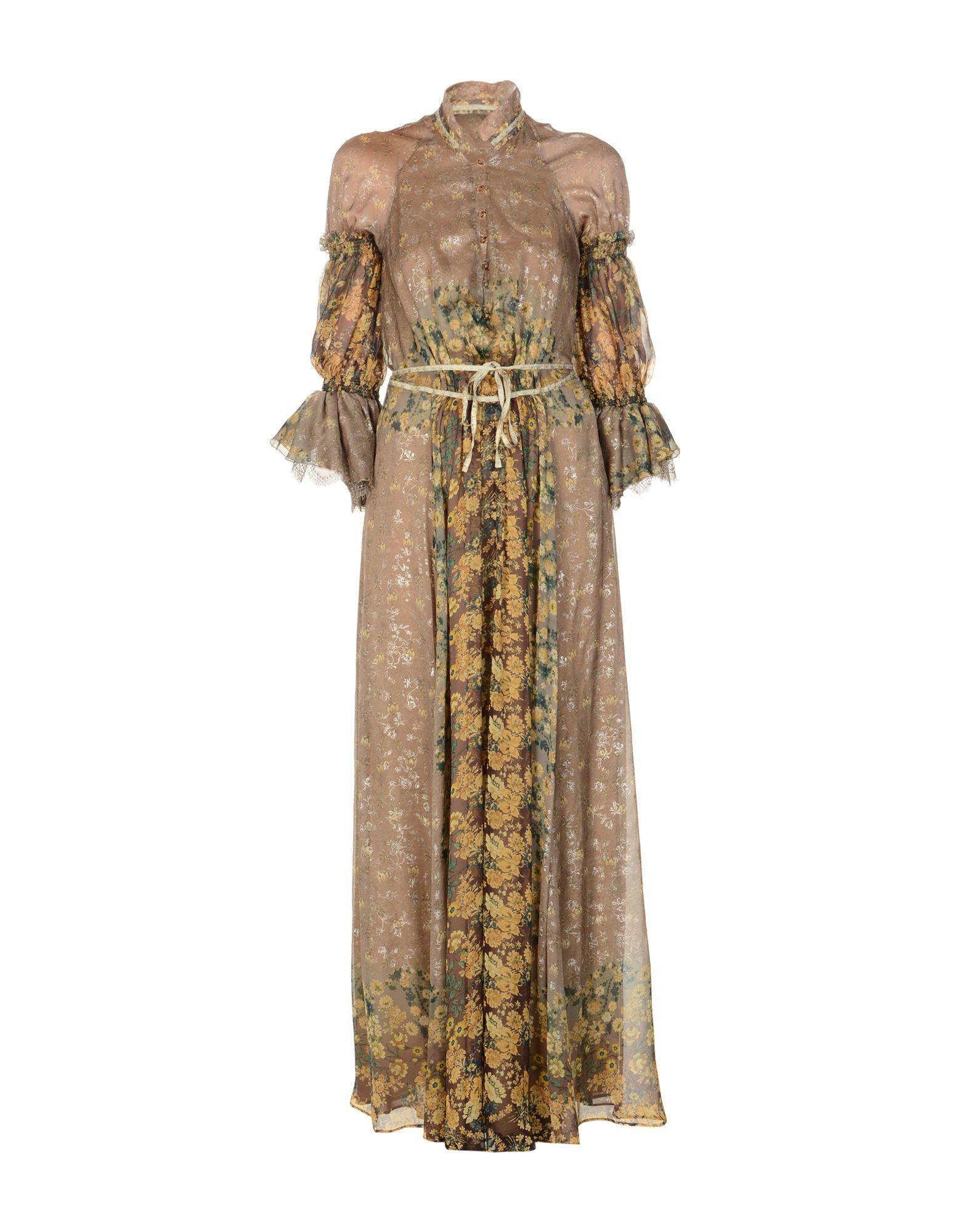 best website dbc51 b2702 ETRO Long dress - Dresses | YOOX.COM